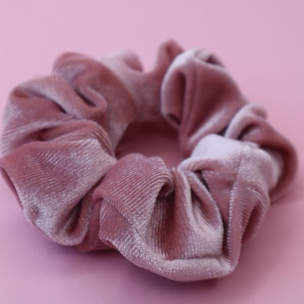 Scrunchie Rude Nudes Collection - Dusty Pink